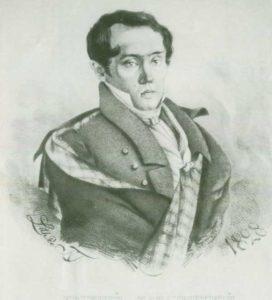Баратынский Евгений Абрамович, Вивьен, 1820