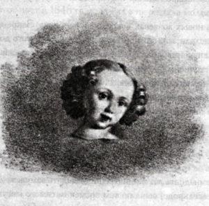 закревская, литография
