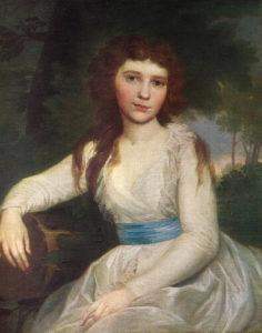 волконские, портрет, боровиковский, мельгунова
