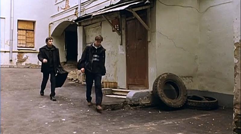 брат 2, дом ярошенко, кино, балабанов, хитровка