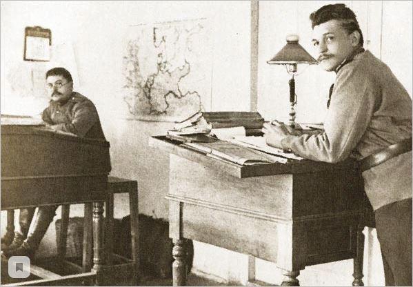 архитекторы, голосов, первая мировая войнв