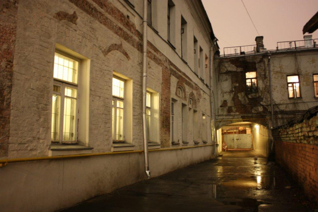 дом ярошенко, хитровка, евдокимов, палаты
