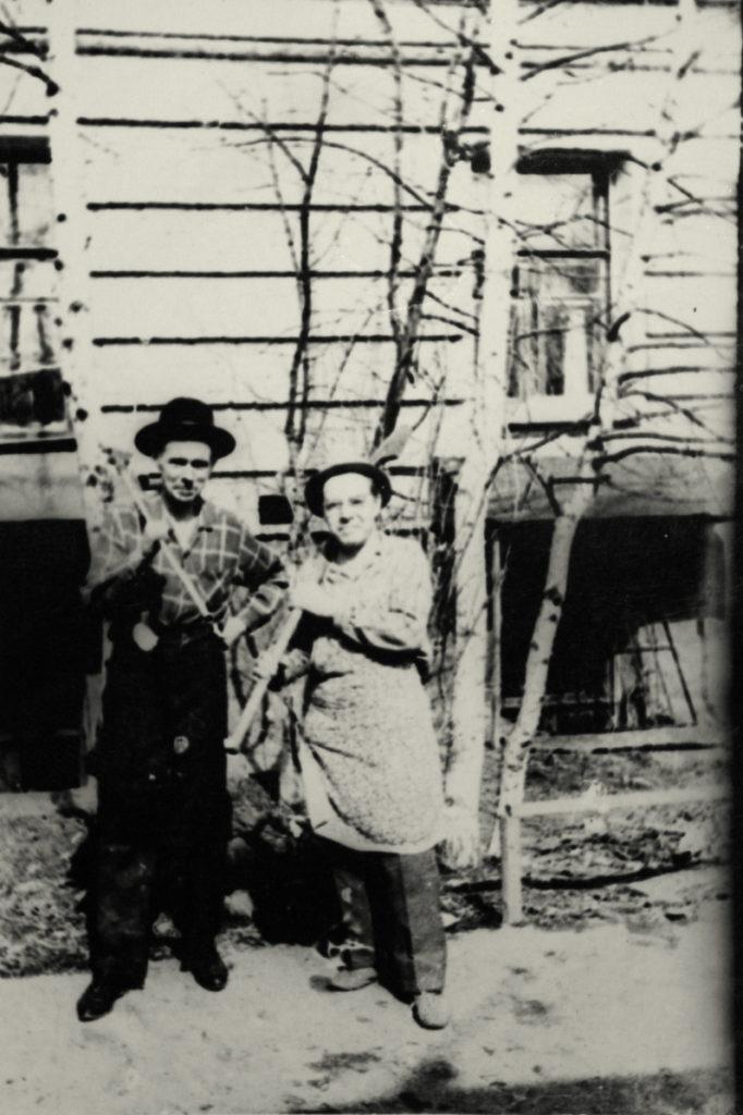 хитровка, субботник, 1960-е