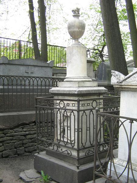 хитрово, александро-невская лавра, колычевы, надгробие