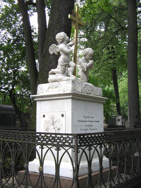 александро-невская лавра, волконские, надгробие, колычевы, скульптура, витали