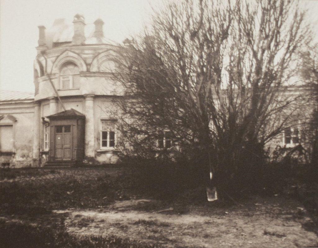 левитан, большой трёхсвятительский переулок, 19 век